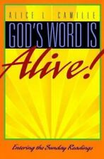 God's Word is Alive!: Entering the Sunday Readings
