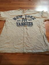 New York Yankees T Shirt Youth Large Short Sleeve