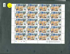 s2250 Stamp Accumulation Kenya Full Sheet