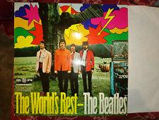 The Beatles - The World´s Best Vinyl record Schallplatte Top Zustand