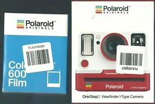 polaroid originals ONE STEP 2 viewfinder i-type CAMERA with film