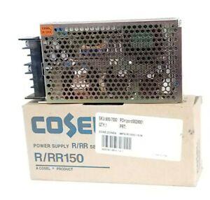 NIB COSEL R150U-15 POWER SUPPLY R/RR150 15V 10A R/RR SERIES