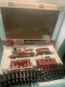 New Bright Musical Christmas Express, Elf Train locomotive NO. 183 Holiday