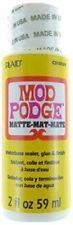 Mod Podge Matte Waterbase Sealer Glue and Finish - 2oz Cs15139