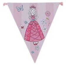 Princess/Fairies Paper Party Buntings