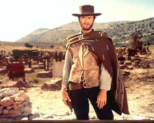CLINT EASTWOOD 8x10 the good bad and ugly movie PHOTO