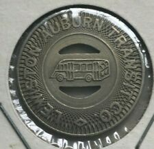 Lewiston Maine ME Lewiston Auburn Transit Co Transportation Token
