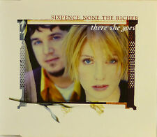 CD Maxi-Sixpence None the Richer-there She Goes - #a2153