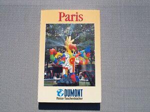 Paris Dumont Reise-Taschenbücher Uwe Anhäuser