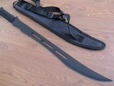 Sharp Brand New  Ninja High Quality Carbon Steel Machete