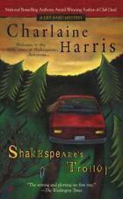 Shakespeare's Trollop (Lily Bard, Book 4) Charlaine Harris  Good