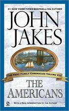 The Americans (Kent Family Chronicles) by Jakes, John