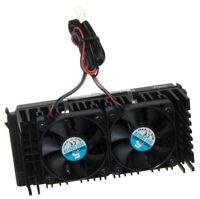 CPU Intel Pentium II 266MHz SL2HE Slot 1 + Refroidisseur