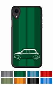 """Austin Mini Cooper """"Stripes"""" Cell Phone Case for Apple iPhone and Samsung Galaxy"""