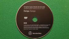 2018 Mercedes-Benz DVD Comand Aps Europe NTG2 A/B/C/CLK/G/GL/M/R-Class