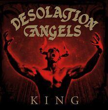 DESOLATION ANGELS NWOBHM King CD #115371 V