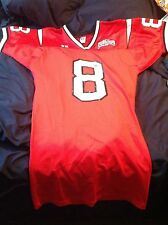 University Of Las Vegas Game Used Football Jersey Size large #8