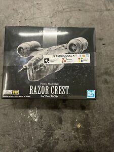 Bandai Star Wars: The Mandalorian Razor Crest Model Kit (2557091)