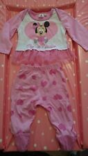 baby girl Disney outfit 0-3 months