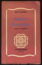 SALLY SALMINEN, SABLES MOUVANTS, ROMAN FINLANDAIS