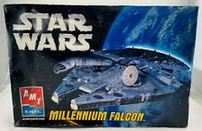 2005 Millenium Falcon Star Wars Model Kit by AMT New Old Stock FREE SHIPPING
