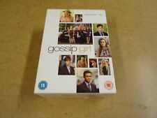 24-DISC DVD BOX / GOSSIP GIRL - SEASON 1, 2, 3 & 4