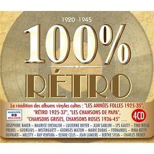 100% Retro : 1920-1945