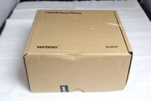 NEW Verizon Yealink SIP-T41S Gigabit Ultra-Elegant Business Office IP Phone