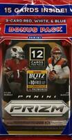 2020 Panini Prizm Football Factory Sealed Cello Pack ~ New! ~ Hot Product!