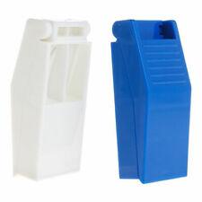 Pocket Pill Cutter Splitter Half Storage Compartment Box Medicine Tablet Holder