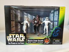 Star Wars 1996 POTF Kenner Death Star Escape Mint MISB Collector Grade
