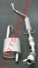 For Toyota Corolla 1.6 Catalytic Converter Centre Rear Exhaust 02-04 110 Bhp