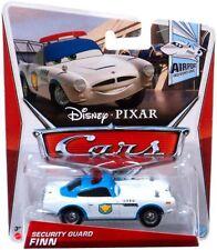 Disney Cars Series 3 Security Guard Finn Diecast Car
