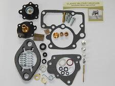 Willys M38A1 & M170 Carburetor Master Rebuild Kit. Carter YS-950.  Jeep Carb.