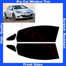 Pellicola Oscurante Vetri Auto Anteriori per Opel Astra J 3P 2011-... da 5% a70%