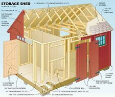 Shed building & Woodwork CD in, Log Cabin, Summer/Play Houses, Barns Garage+more