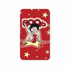 "Betty Boop Refrigerator Magnet Star Red Kick 2X4"" Lenticular Flip #BB-203-MA#"