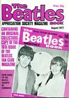 THE BEATLES MAGAZINE MONTHLY BOOK no.16 August 1977