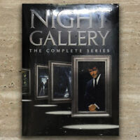 Night Gallery The Complete Series (10-Disc,DVD,Region 1)US Seller Fast Shipping