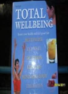 Index Total Wellbeing Boost Your Health and Feel Good Fast, , New Book,Emily Va