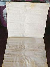 Pierola (Hostalets de Pierola), Manuscrit, Bandage 1600, Molt RAR