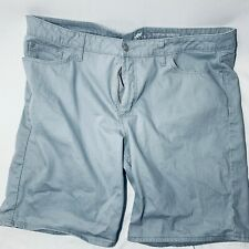 Riders By Lee Midrise Bermuda Shorts Size 20M Women's Waist Measures 41