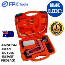 FPK TOOLS Brake Bleeder Kit & Vacuum Pressure Tester Pump - Hand Held