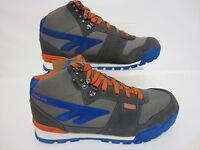 Hi-Tec Sierra Lite Hombre Botas Impermeables Gris Carbón / gris UK 7 x 14 (R22d)