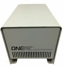 OneAC Power Conditioner Model CC1128 for Audio & Electronic Equipment | Working