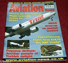 Aviation News 2008 December Pegasus Airlines,Russia