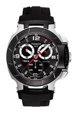 Sportliche Tissot Armbanduhren mit Datumsanzeige