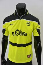 Nike BVB Borussia Dortmund 1997-98 Home Shirt SIZE Youth XL.Boys (XS adults)