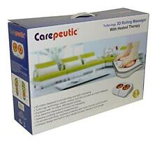 NEW Carepeutic KH263 TurboLogy Hula Disc 3D Rolling Foot Massager w Heat Therapy