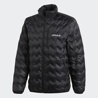 adidas Originals Serrated Jacket men black white BR4774